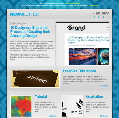 great newsletter templates email newsletter templates affordablecarecat