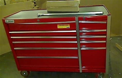 u s general roller cabinet tool box 56 quot 11 drawer