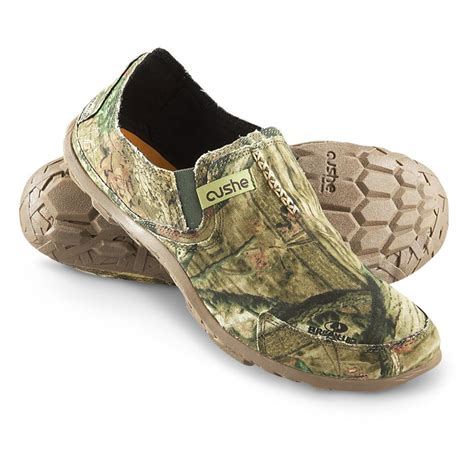 cushe mossy oak s slip on casual shoes 622139