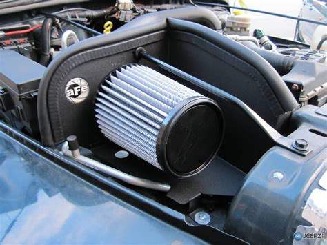 jeep air intake install a cold air intake on a jeep wrangler tj