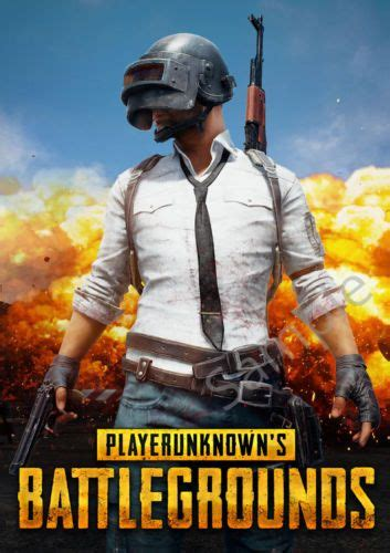 details  pubg game poster player unknown
