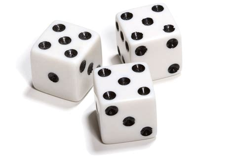 Or Dice Probabilities For Rolling Three Dice