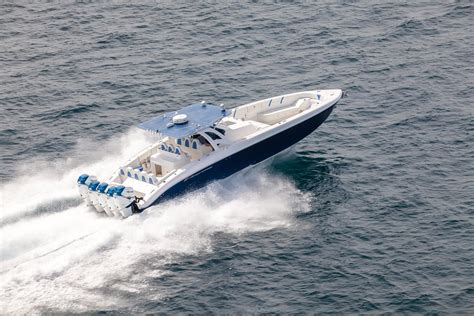 midnight express boats 43 2016 midnight express 43 open power boat for sale www