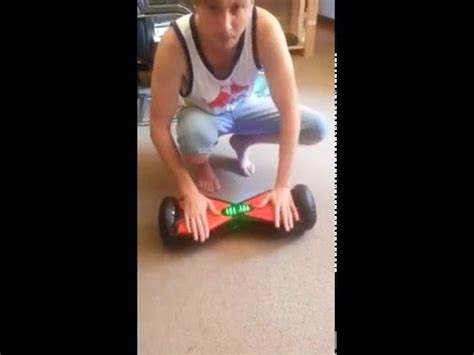 hoverboard blinking green light how to fix un balanced hoverboard mini segway io hawk