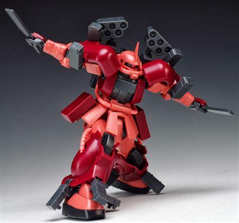 Zaku Amazing hgbf 1 144 zaku amazing review gundam kits collection news and reviews
