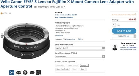 New K F Lens Adapter Lensa Canon Ef To Samsung Nx Mount Eos Nx new vello canon ef ef s nikon f lens adapters listed fuji addict