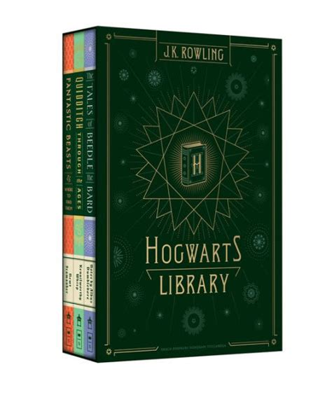 the hogwarts classics box 1408883104 hogwarts library by j k rowling kazu kibuishi mary grandpre hardcover barnes noble 174