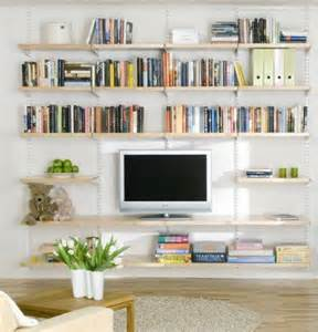 Decorating Shelves In Living Room by Decorate A Modern Living Room Shelf In You Living Room
