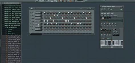 How To Make A Hip Hop Beat In Fl Studio 171 Recording Production Wonderhowto Fl Studio Trap Beat Template