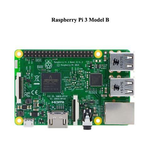 Raspberry Pi 3 Model B 1gb Ram 1 2 Ghz With Wifi Bluetoot 2016 original uk made raspberry pi 3 model b 1gb ram 1 2ghz 64bit cpu wifi bluetooth