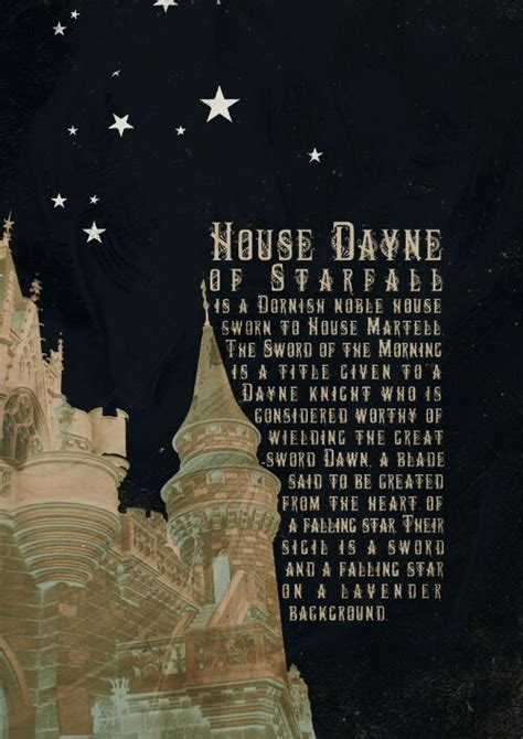 House Dayne by House Dayne Thrones Amino