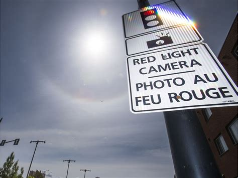how to know if red light camera caught you city still can t bust quebec drivers caught by red light