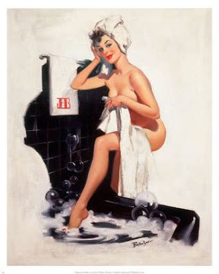 pin up girl in bathtub nasty natalie the virtues of a nice bubblebath
