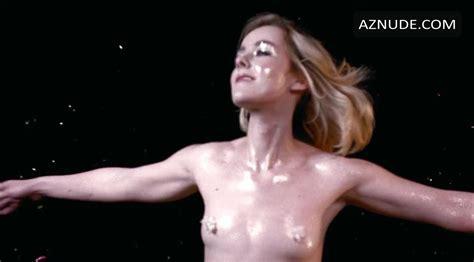 Sexy oiled boobs