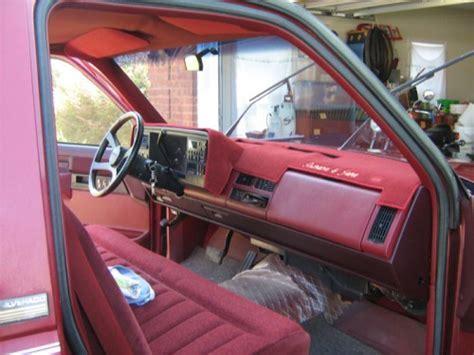 1988 Chevy Silverado Step Side   Chevrolet   Chevy Trucks