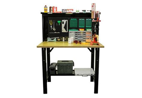 stack on reloading bench stack on offers a new reloading bench the firearm