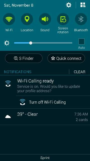 android wifi calling removing the annoying wifi calling notification from notification tray android forums at
