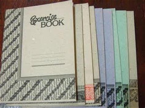 Garuda Vs Banteng koleksi era 80 an buku tulis tempo doeloe