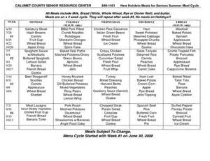 hospital menu template menu template and templates on