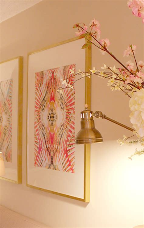 spray painting frames 10 ideas for painting objects with gold spray ikea novasol