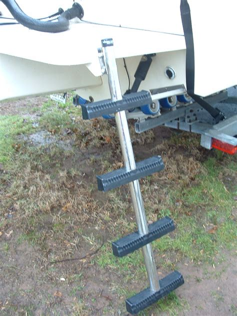 boat dive ladder rapture s s boat prop 13 250 x 17 armstrong 4 step dive