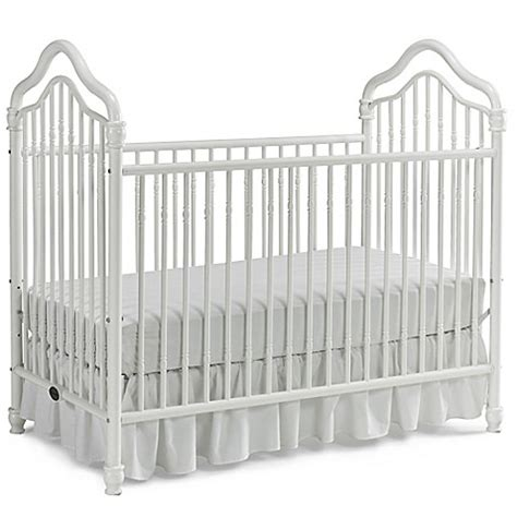 Iron Convertible Crib Buy Ti Amo Caden 2 In 1 Iron Convertible Crib In Snow White From Bed Bath Beyond