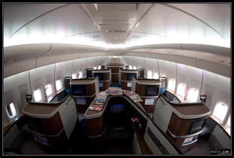 Delta 747 Interior by Boeing 747 400 Interior