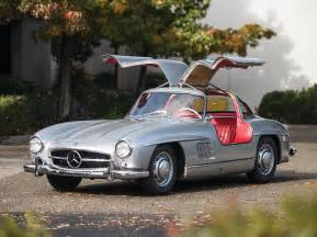 Mercedes 300 Sl Gullwing Mercedes 300 Sl Gullwing Will Make Someone Empty His