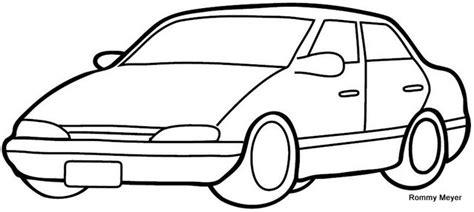 imagenes para colorear un carro carro wchaverri s blog