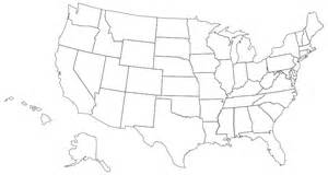 usa map line drawing geo map usa new york