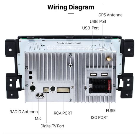 ac delco radio wiring diagram efcaviation