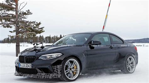 bmw  cs specifications leaked carbon roof confirmed