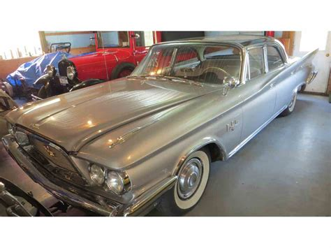 1960 Chrysler New Yorker For Sale by 1960 Chrysler New Yorker For Sale Classiccars Cc