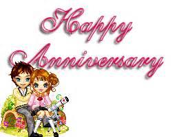 Happy wedding anniversary 25th clipart best