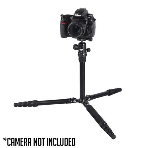 Tripod Jusino jusino x 522s dslr tripod with b 025 compact travel light weight affordable tripods