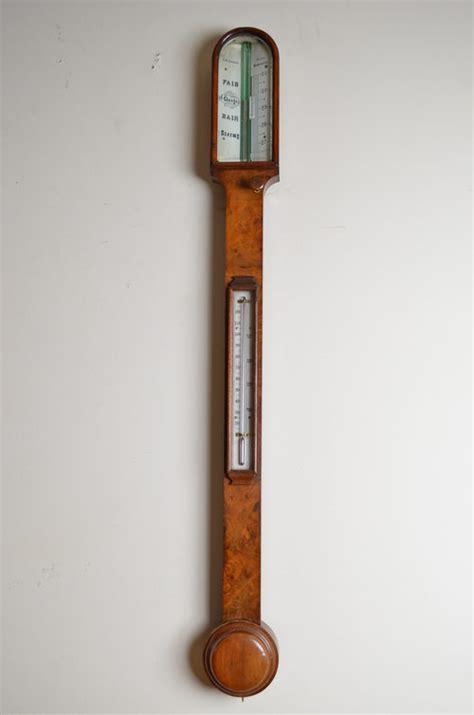 Jb 006 J antiques atlas stick barometer by jb dancer