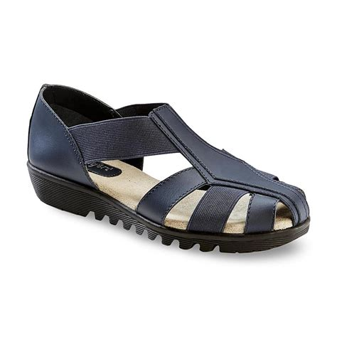 comfort dress sandals i love comfort women s delia navy dress sandal shoes