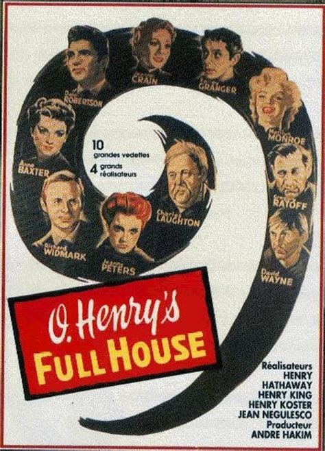 o henry s full house o henry s full house 1952 the visuals the telltale mind