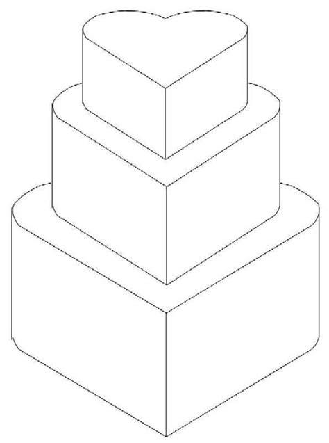 14 best templates for cake design images on pinterest