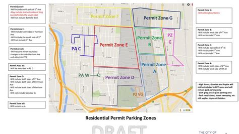 more dubai areas to have residential parking system short north parking fixes proposed by columbus leading to