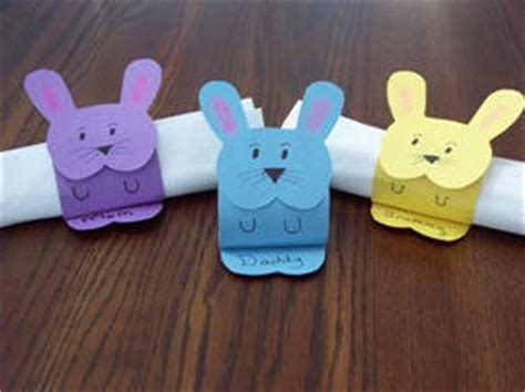 Easter Craft Ideas Easter Bunny Napkin Holder From