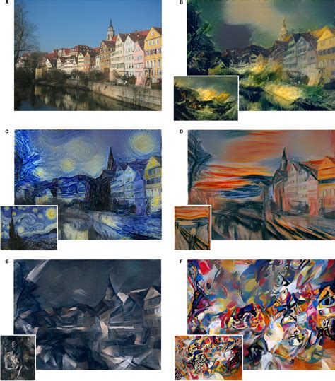 deep dream styles deepstyle new deep learning algorithm will stylize images