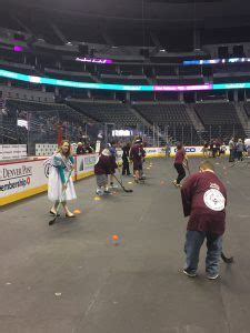 comfort dental westminster co comfort dental visits the colorado avalanche floor hockey
