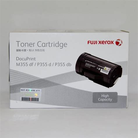 Toner Xerox P355d harga jual toner cartridge fuji xerox docuprint m355df