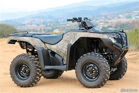 honda 4x4 rancher atv test honda rancher 4x4 auto dct irs eps dirt wheels