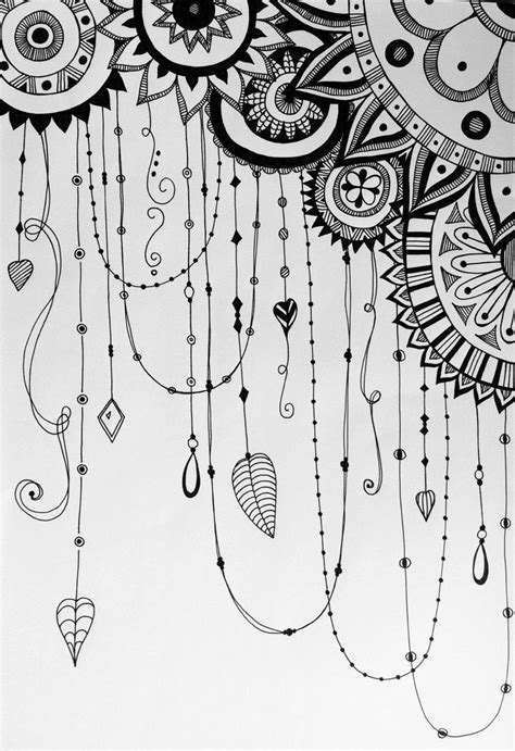 Drawing Zentangle by Best 25 Doodles Ideas On Doodle Doodle Ideas