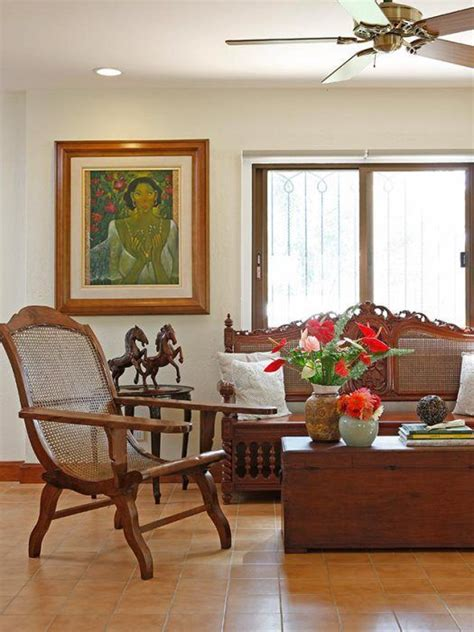tropical  traditional philippine home decor