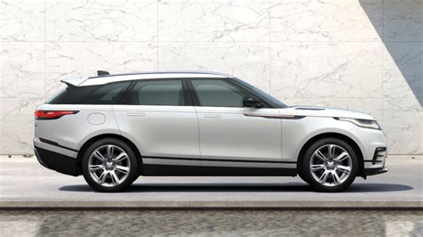 range rover velar white the range rover velar suv launched in india autobics