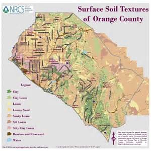 california soil map oc watersmart