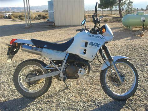 Honda Motorrad Enduro by 1988 Honda Nx250 Enduro Motorcycle